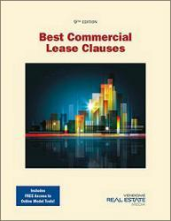 Best Commercial Lease Clauses, Ninth Edition