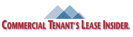 Commercial Tenants Lease Insider Logo